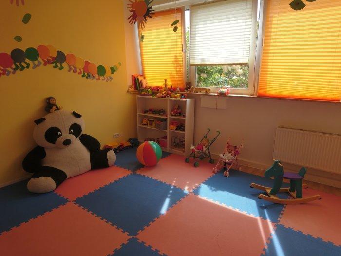Kinderbetreuungsraum